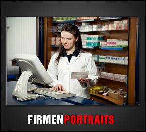 Wir erstellen Mitarbeiterfotos bei Ihrem Unternehmen oder bei uns im Studio