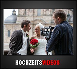 Wir erstellen gerne Hochzeitsvideos und Hochzeitsclips für Sie!
