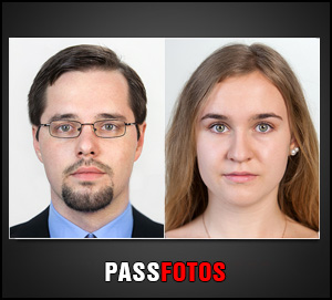 Wir erstellen qualitative Passfotos in Innenstadt