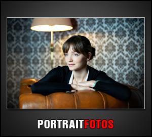 Wir erstellen wünderschöne Portraitaufnahmen für Sie bei uns im Studio