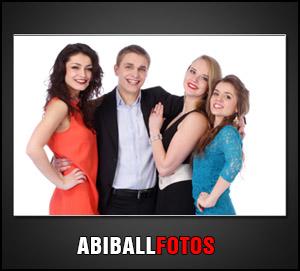 Wir erstellen schöne und lebendige Abiball-Fotos