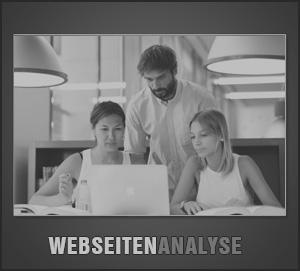 Wir führen für Sie die Webseiten-Analyse durch