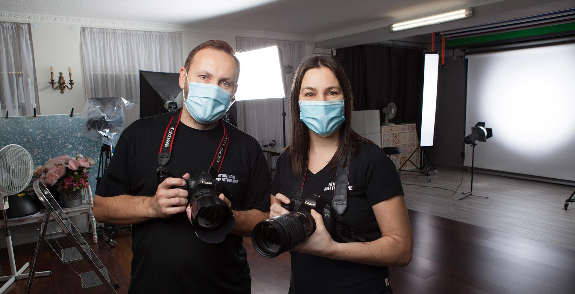 Fotografen in Göttingen in Corona Zeit